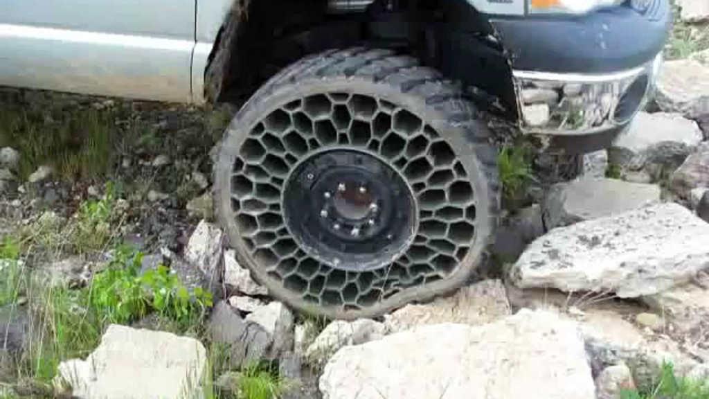 Non Pneumatic Tires