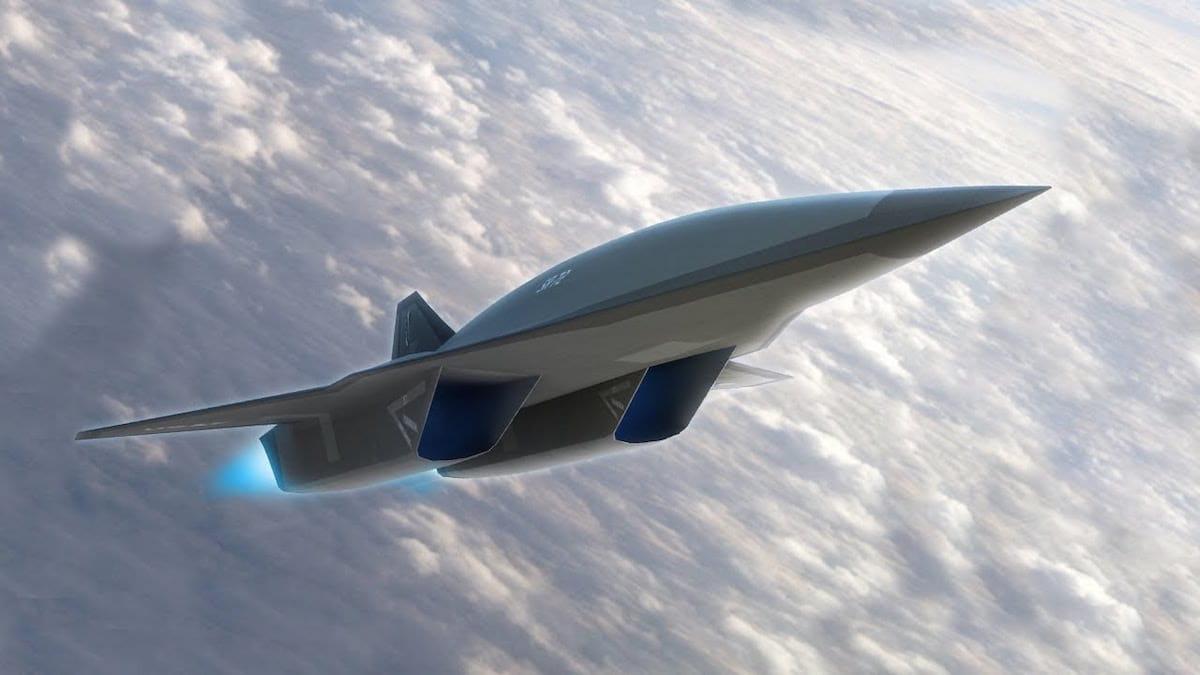Lockheed Martin SR 72