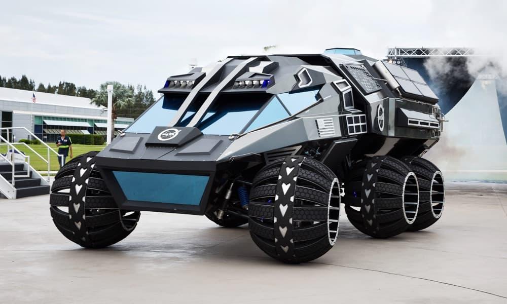 NASA Mars Rover – 2020 Prototype