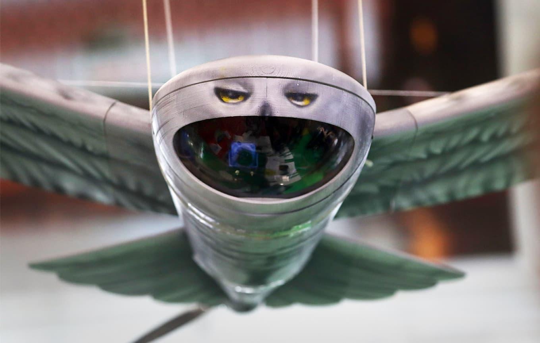 Owl Eye Drone
