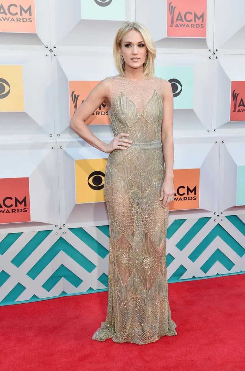 Carrie Underwood, 2016