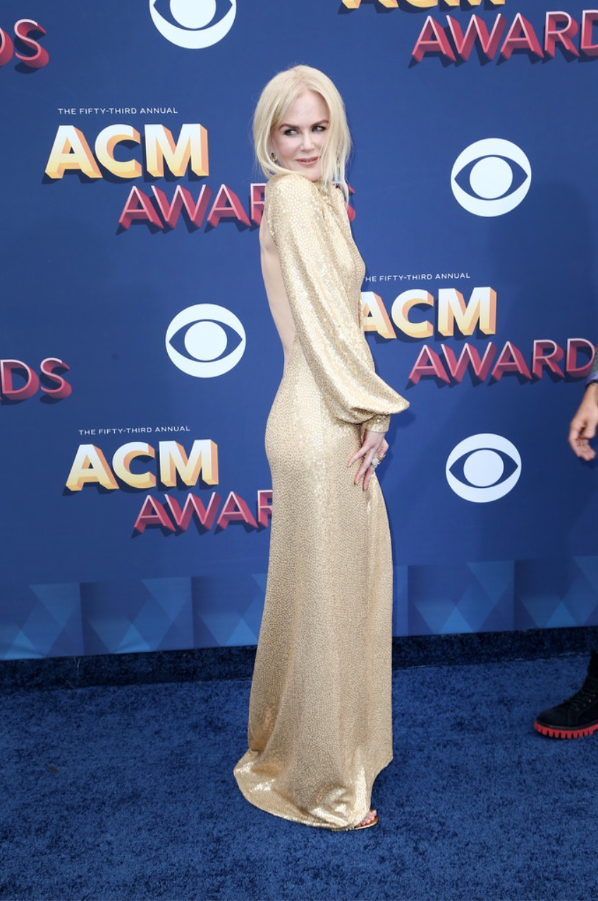 Nicole Kidman, 2018