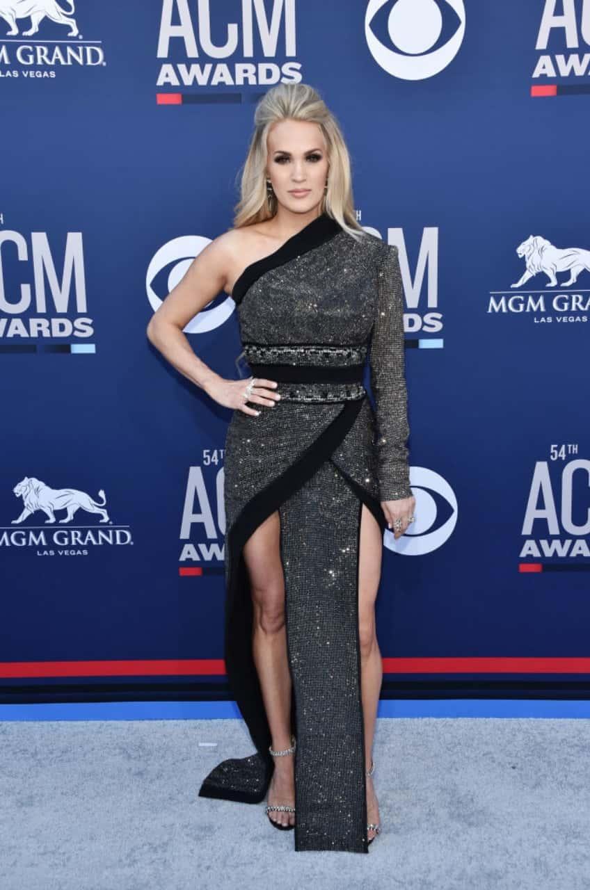 Carrie Underwood, 2019