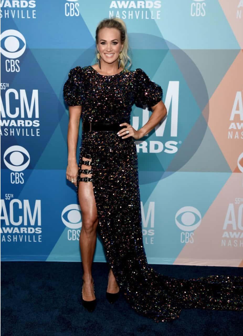 Carrie Underwood, 2020