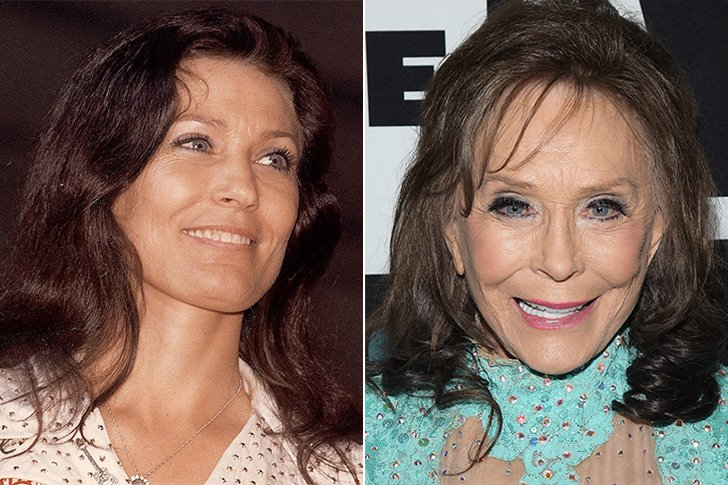 Loretta Lynn – 88 Years Old