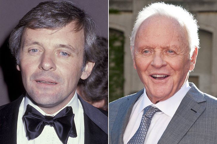 Anthony Hopkins – 82 Years Old