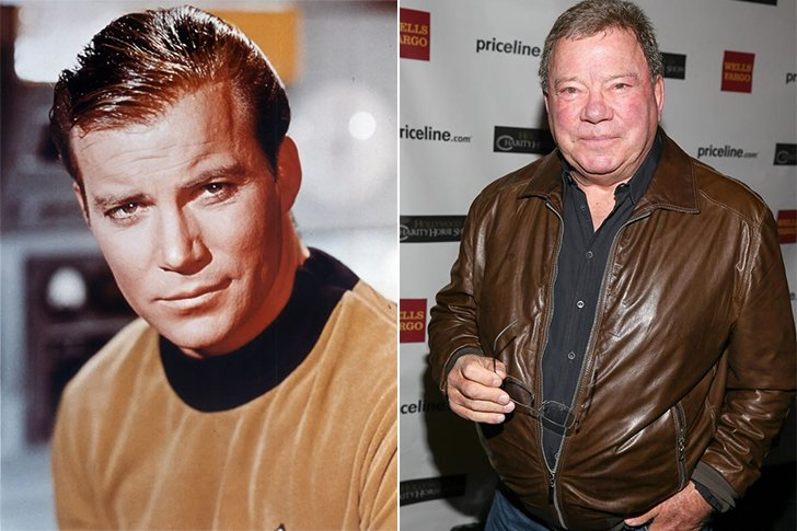 William Shatner – 89 Years Old