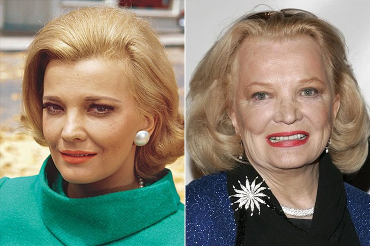 Gena Rowlands – 90 Years Old
