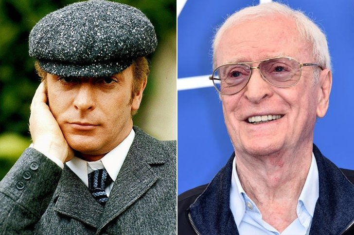 Michael Caine – 87 Years Old