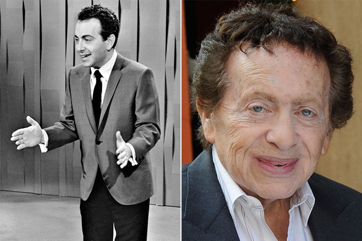 Jackie Mason – 92 Years Old