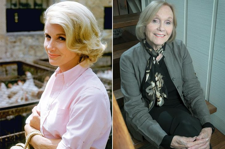 Eva Marie Saint – 96 Years Old