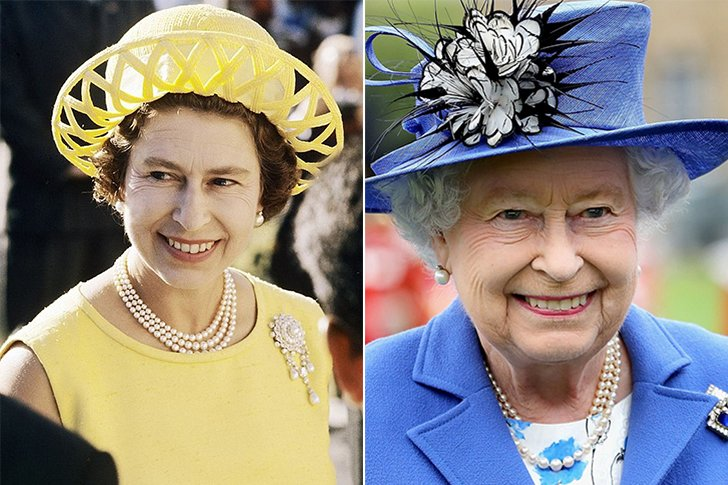 Queen Elizabeth II – 94 Years Old
