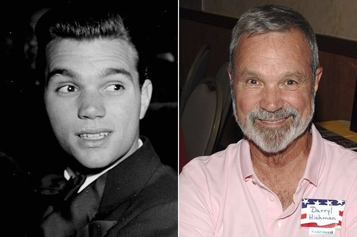 Darryl Hickman – 89 Years Old