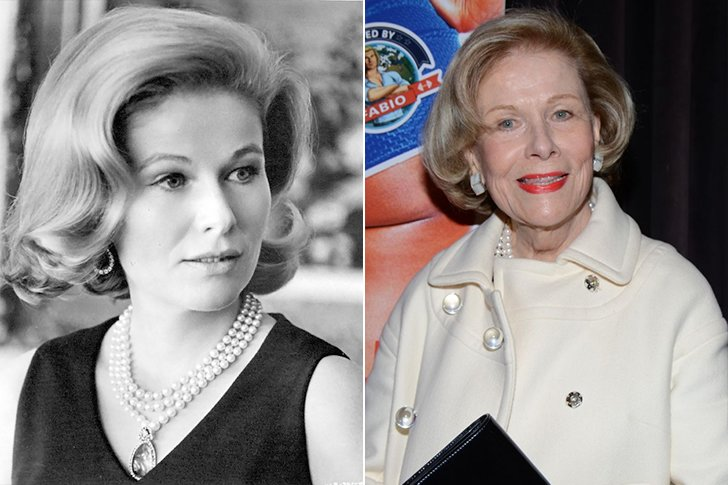 Nancy Olson – 92 Years Old
