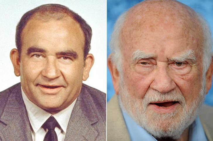 Ed Asner – 91 Years Old
