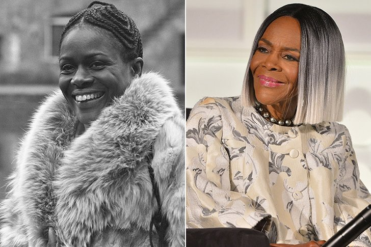 Cicely Tyson – 96 Years Old