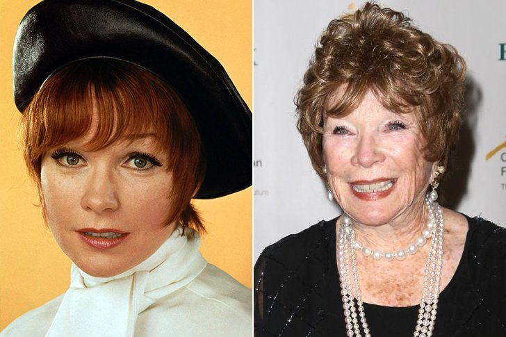 Shirley MacLaine – 86 Years Old