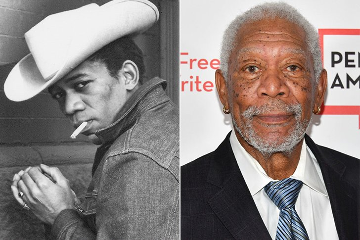 Morgan Freeman – 83 Years Old