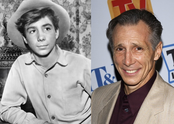 Johnny Crawford – 74 Years Old