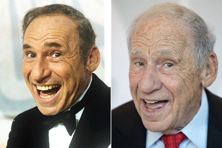 Mel Brooks – 94 Years Old