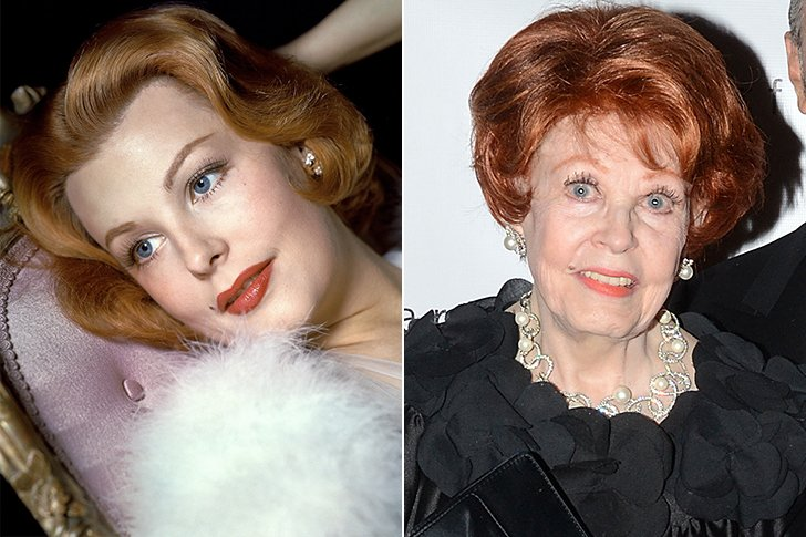 Arlene Dahl – 93 Years Old