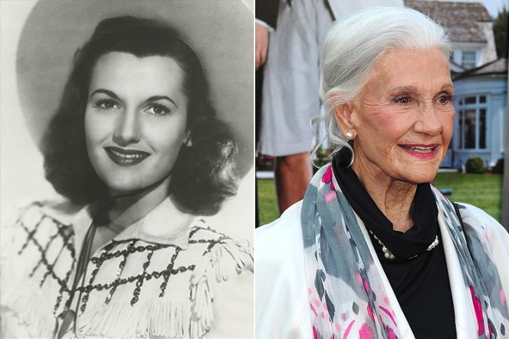 Peggy Stewart – 95 Years Old