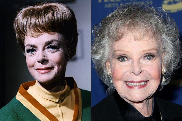 June Lockhart – 95 Years Old