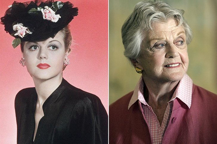Angela Lansbury – 95 Years Old