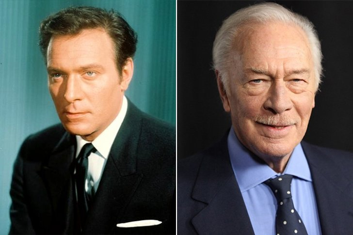 Christopher Plummer – 91 Years Old