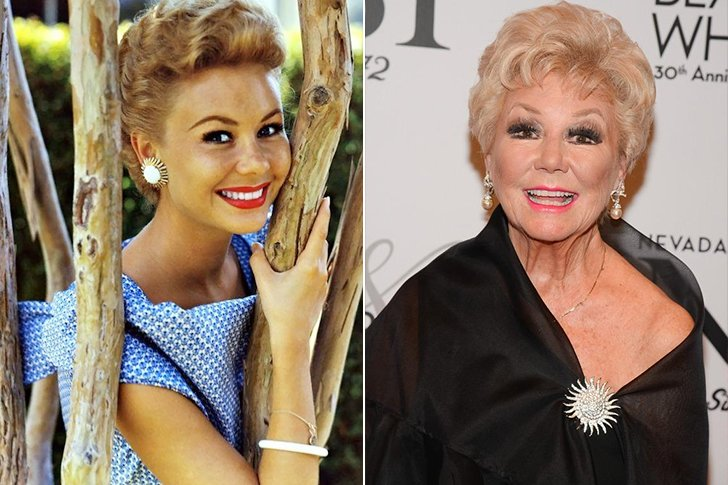 Mitzi Gaynor – 89 Years Old