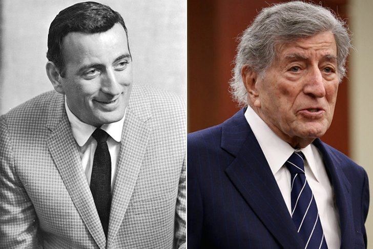 Tony Bennett – 94 Years Old
