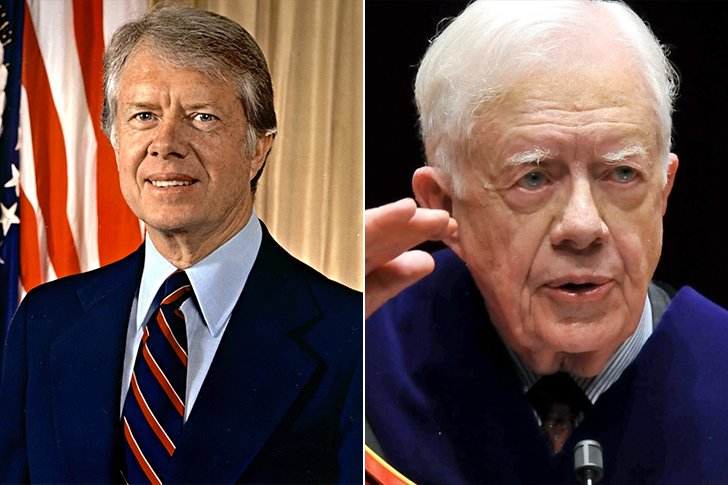Jimmy Carter – 96 Years Old