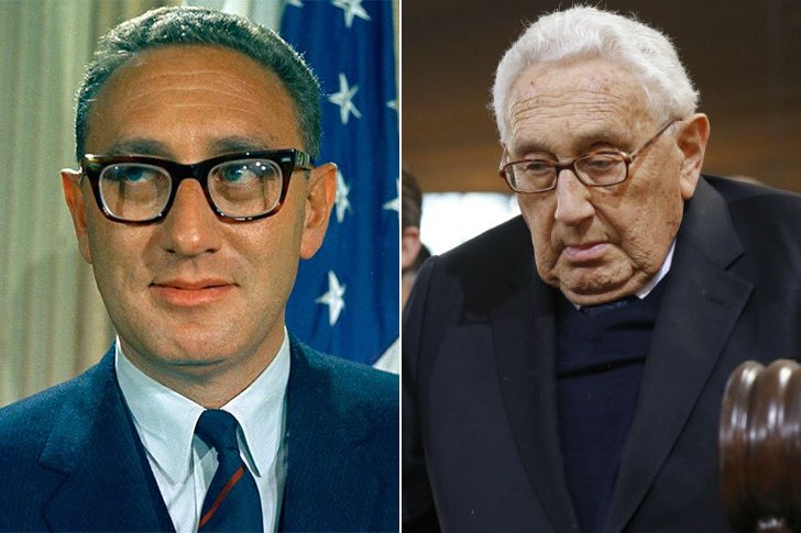 Henry Kissinger – 97 Years Old