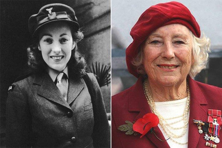 Vera Lynn – 103 Years Old
