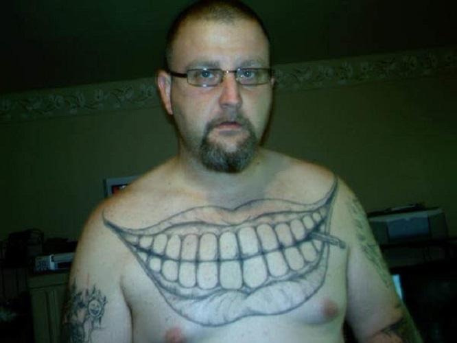Mostra I Tuoi Denti