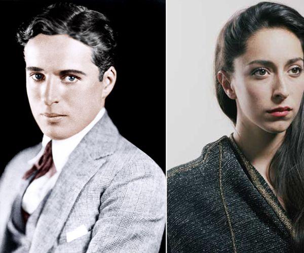 Charlie Chaplin E Oona Castilla Chaplin