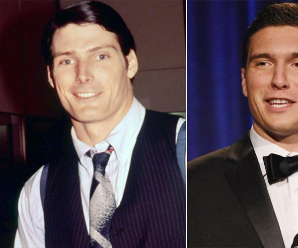 Christopher Reeve E Will Reeve