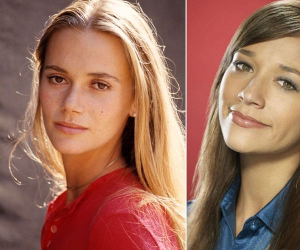 Peggy Lipton E Rashida Jones