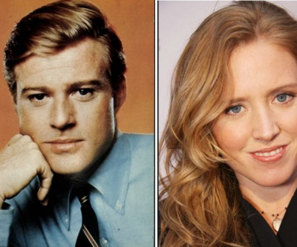 Robert Redford E Amy Redford
