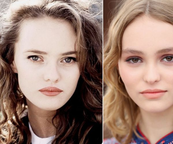 Vanessa Paradis Lily Rose E Melody Depp