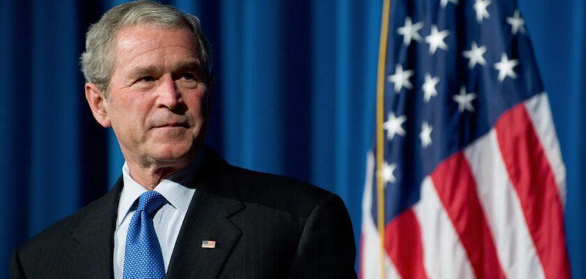 Georges W.Bush 138,5