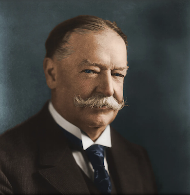 William Howard Taft 139,5
