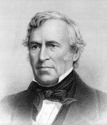 Zachary Taylor 139,8