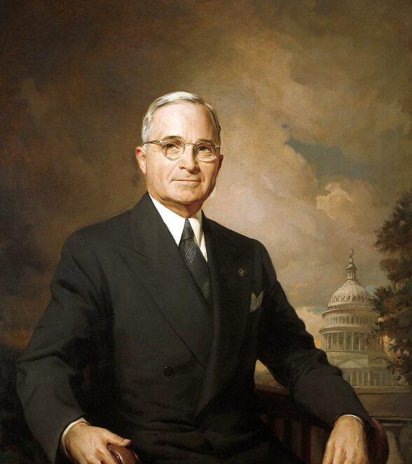 Harry S.Truman 139,8