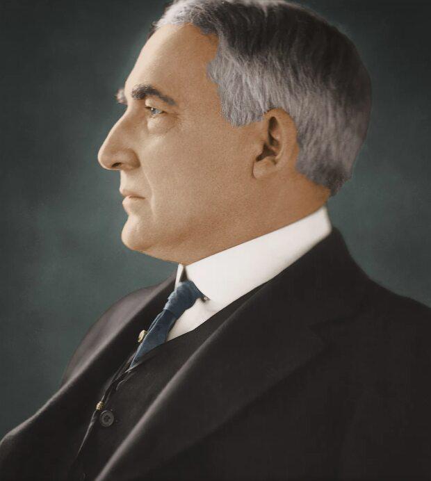 Warren G. Harding 139,9