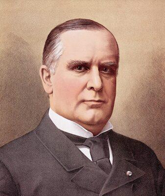 William McKinley 143,4