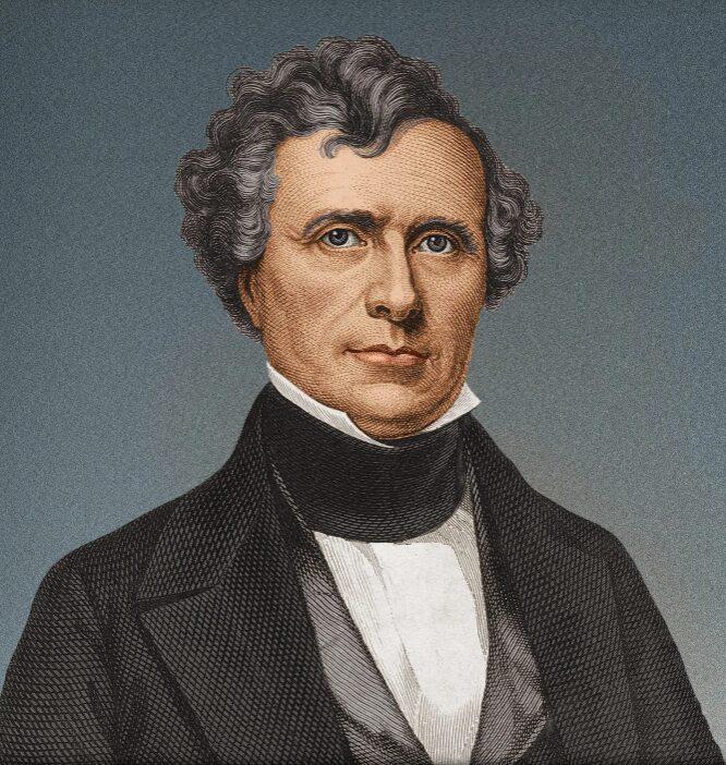Franklin Pierce 147,4