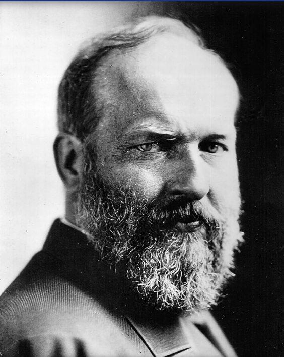 James A. Garfield 152,3