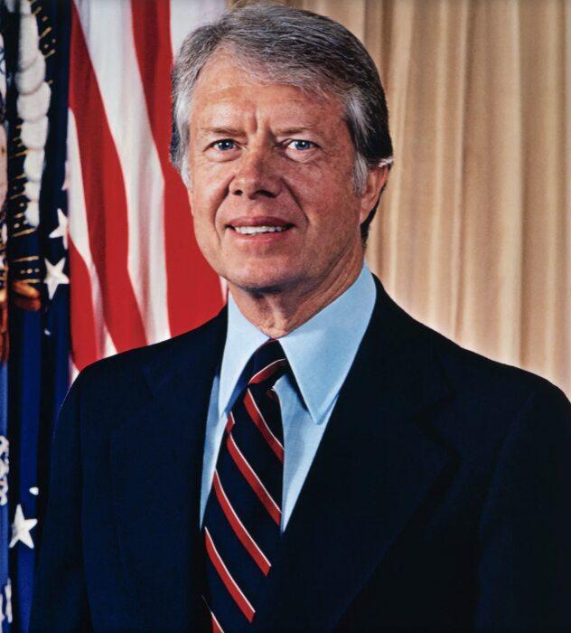 Jimmy Carter 156,8