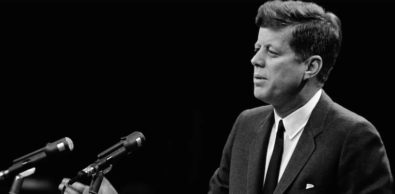 John F. Kennedy 159,8